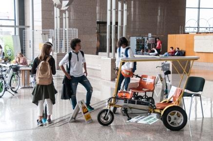 vozila na solarni pogon Srednje strukovne škole Velika Gorica zaokupljaju pozornost posjetitelja